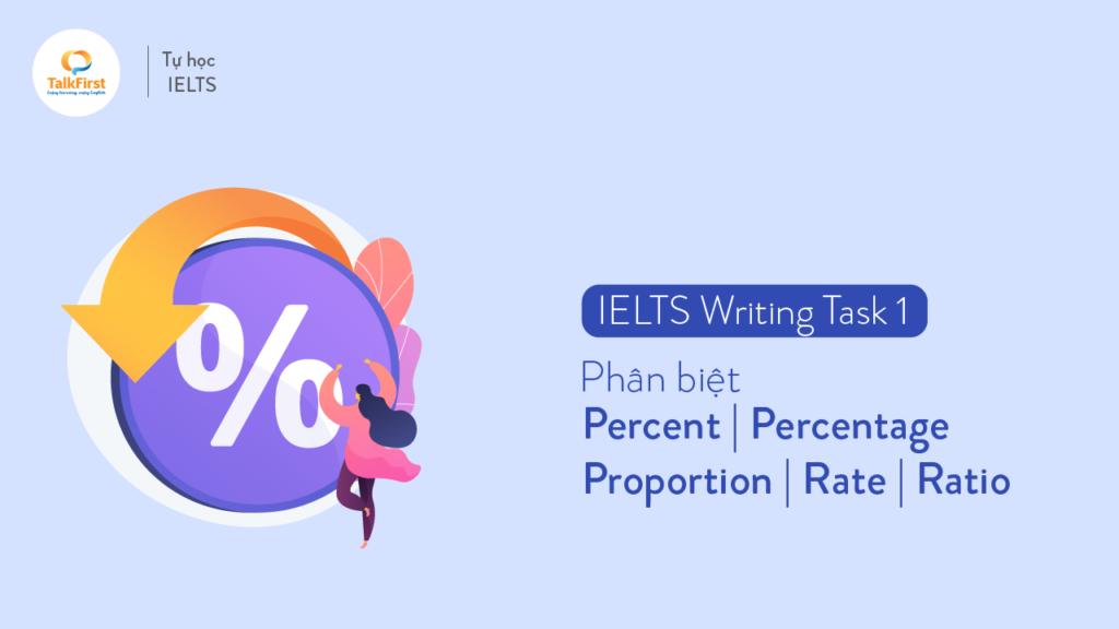ielts-writing-task-1-phan-biet-percent-percentage-proportion-rate-va-ratio