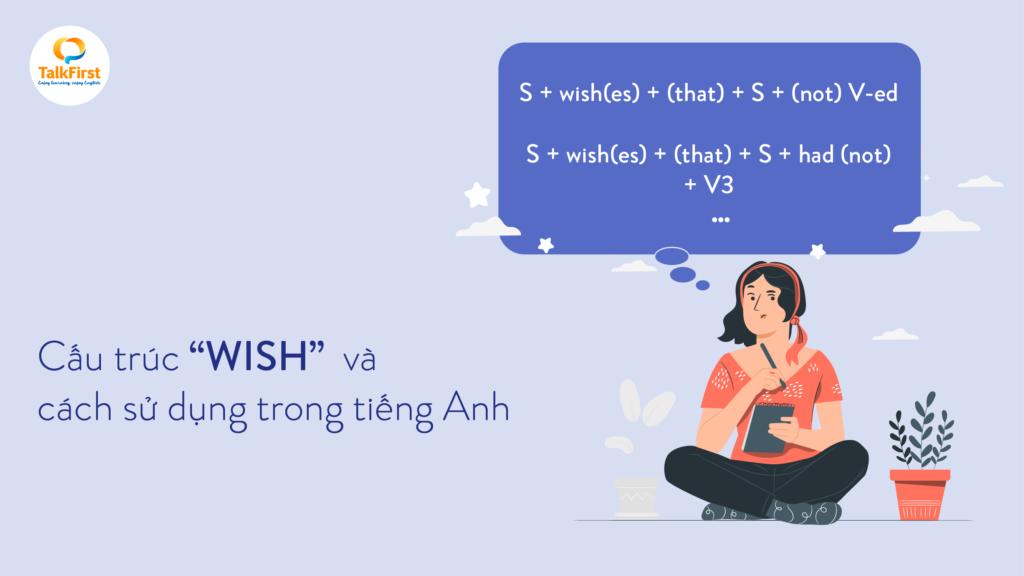 cấu trúc wish và if only
